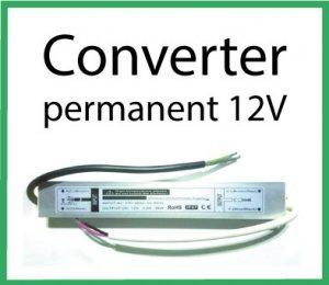 LED Converter permanent 12V
