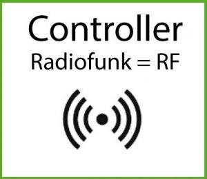 LED Radiofunk Steuerung