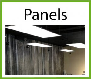 LED Lichtpanels