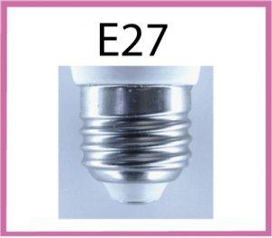 E27 12 Volt / USB