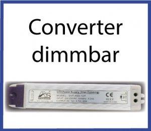 LED Converter dimmbar
