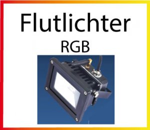 Scheinwerfer RGB