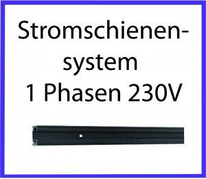 Stromschienensystem 1 Phasen 230V