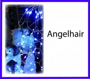 Angelhair / mehradrig mit Draht