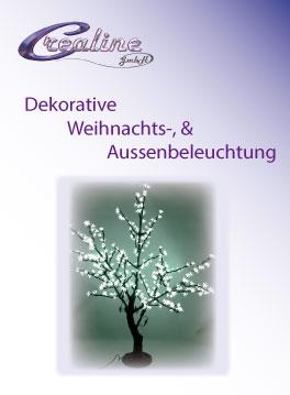 Katalog Dekorative Weihnachts- und Aussenbeleuchtung
