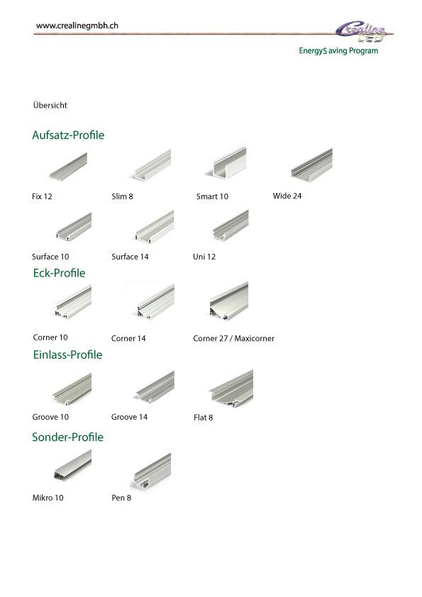 div aluminium profile div winkel zubeh r endkappen. Black Bedroom Furniture Sets. Home Design Ideas